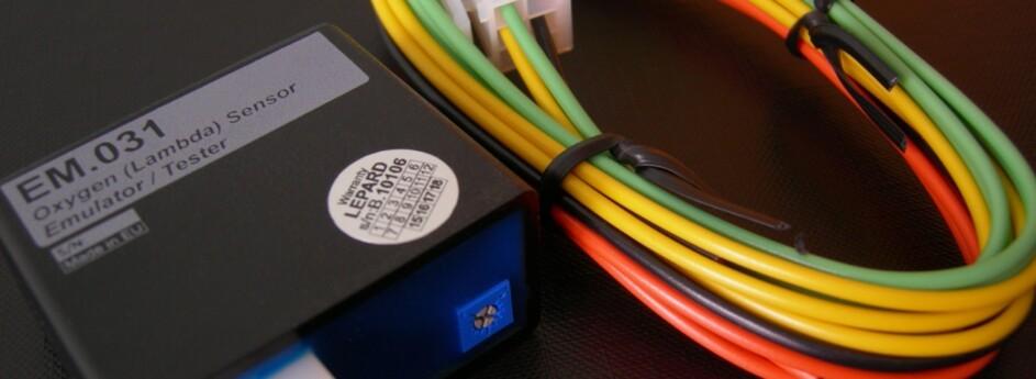 EM.031 O2 Sensor Emulator (Emulator Sondy Lambda)