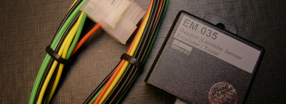 EM.035 Catalytic Converter Emulator (Emulator Katalizatora)